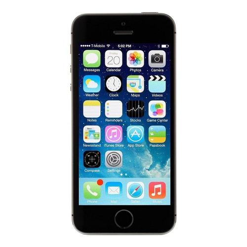 iPhone 5s 16 GB Cinza-espacial 1 GB RAM