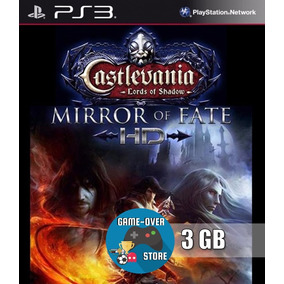 Castlevania Ps3 (dig) Lords Of Shadow - Mirror Of Fate Hd