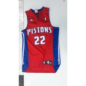 Camiseta Nba adidas Original Pistons Detroit Original