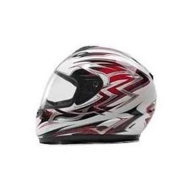 Capacete Helt Helmet Race Vermelho