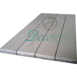 Deck Atérmico, Antideslizante, 100 X 12 Cm./ Bordes ,losetas