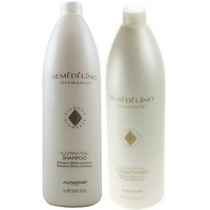 Alfaparf Kit Shampoo + Condicionador Duo Illuminating 1l