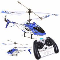 Syma S107 3ch Helicóptero A Pronta Entrega No Brasil!