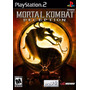 Mortal Kombat Deception (nuevo, Sin Celofan)- Play Station 2