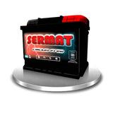 Bateria 12x65 Peugeot 207 Compact 1.6 110cv (tu5jp4)