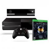 Xbox One 500gb + Kinect + Halo