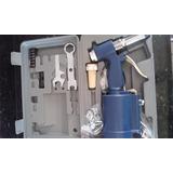 Kit Rebitadeira Pneumática 3/16 - 720kg De Tração