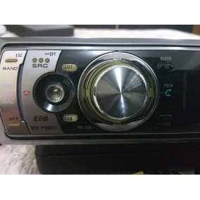 Cd Player Pioneer Dep-p8880bt Alpine Clarion Fosgate Jl