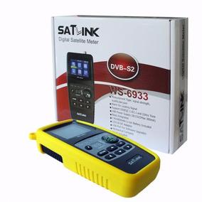 Localizador De Satellite Satlink Ws6933 Dvb-s2 Original