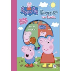 Peppa Pig - Diversao Em Familia - Com 6 Mini Livros!, Cir 2