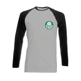 Camisa Cinza Palmeiras - Camisetas e Blusas em São Paulo no Mercado ... bdec36a245b9c