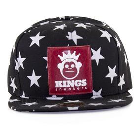 Bone King Sneakers Stars - Bonés no Mercado Livre Brasil b5d093a1284