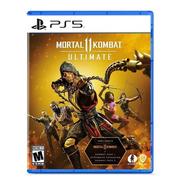 Mortal Kombat 11 Ultimate Ps5 Juego Fisico Sellado Original