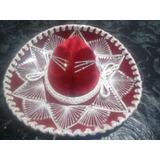 Sombrero De Gala Mejicano