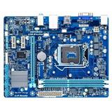 Remato Mainboard 1155 Gigabyte Ga-h61m-s1 C/lata A S/ 150