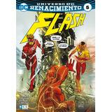 Cómic, Dc, Flash #5. Ovni Press