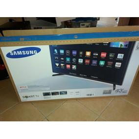 Tv Led Samsug Smart 43 Pulgadas Un40j5200 Serie 5