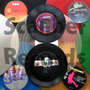 Discos Acetato Vinyl Vinilo Manualidad Decoración Invitacion