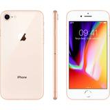 Iphone 8 Plus 64gb Dourado Nota Fiscal Lacrado