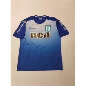 Buzo De Arquero De Racing Kappa Nuevo Azul Numero A Eleccion