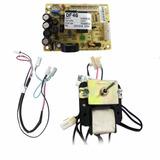 Kit Placa Sensor Geladeira Electrolux Df46 70001453 110v