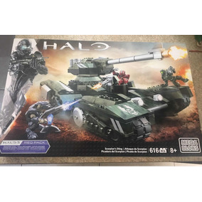 Mega Blocks Halo Scorpion