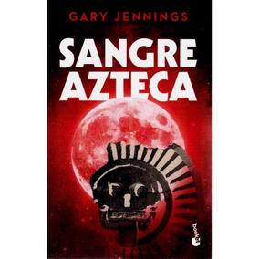 Libro Sangre Azteca / Gary Jennings / Planeta