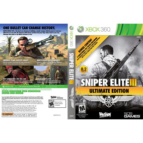 Sniper Elite 3: Ultimate Edition Xbox 360 Desbloqueado Lt3.0