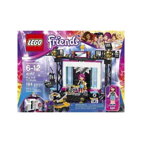 Lego Friends, Pop Star, Estudio De Televisión, Mod 41117