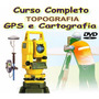 Topografia Cartografia E Gps Em 2 Dvds Video E Ebooks
