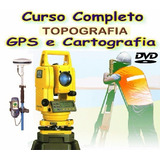 Topografia Cartografia E Gps Em 2 Dvds Video E Ebooks