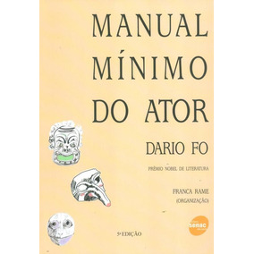 Manual Minimo Do Ator - 5ª Edicao