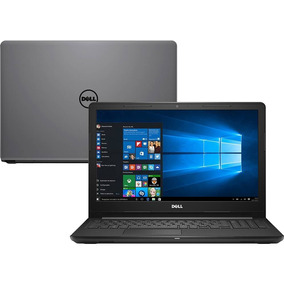 Notebook Dell I15-5567-a30c I5 8gb 1tb Nfe Garantia 1 Ano