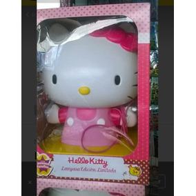 Lampara De Hello Kitty Decora Recamara U Oficina