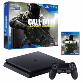 Consola Playstation 4 500gb Slim Call Of Duty