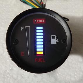 Medidor Marcador De Combustível Digital Universal Carro Moto