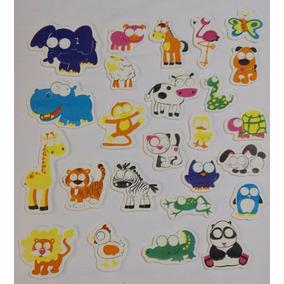 Animales Al Agua 25 Figuras Para Jugar En La Bañera + Red