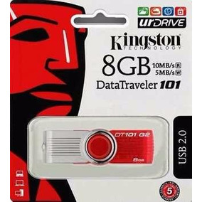 Pendrive 8gb Kingston Nuevos