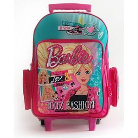 Mochila Con Ruedas Barbie Surtido