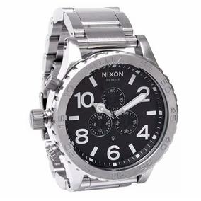 c3cab488ce6 Relógio Nixon Newton Vermelho Pronta Entrega! - Relógios De Pulso no ...