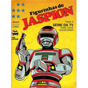 Álbum Figurinhas Digitalizado Jaspion E Changeman 1989