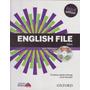 English File Intro Book Con Cd Third Edition