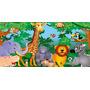 Painel Decorativo Festa Safari Zoo Animais [2x1m] (mod3)
