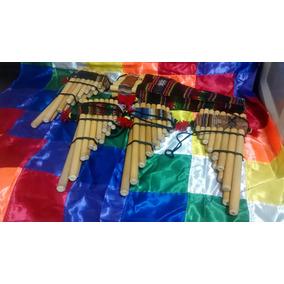 Zampoñas Malta Hechas En Bolivia Tipo Kjarkas