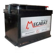 Bateria De Auto Megabat 12x75 Coloc.a Domicilio