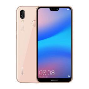 Celular Libre Huawei P20 Lite 32gb 4g Lte Cámara Dual 16mp