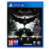 Ps4 Batman Arkham Knight - Disco Fisico Sellado Envío Gratis