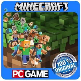 Minecraft Jogo De Pc Original - Comprar Minecraft Original