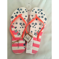 Sandalia Casuales Playa Mujer American Eagle Envio Gratis