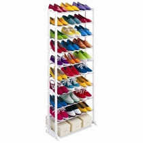 Mueble Estante Organizador De Zapatos Shoe Rack 10 Niveles